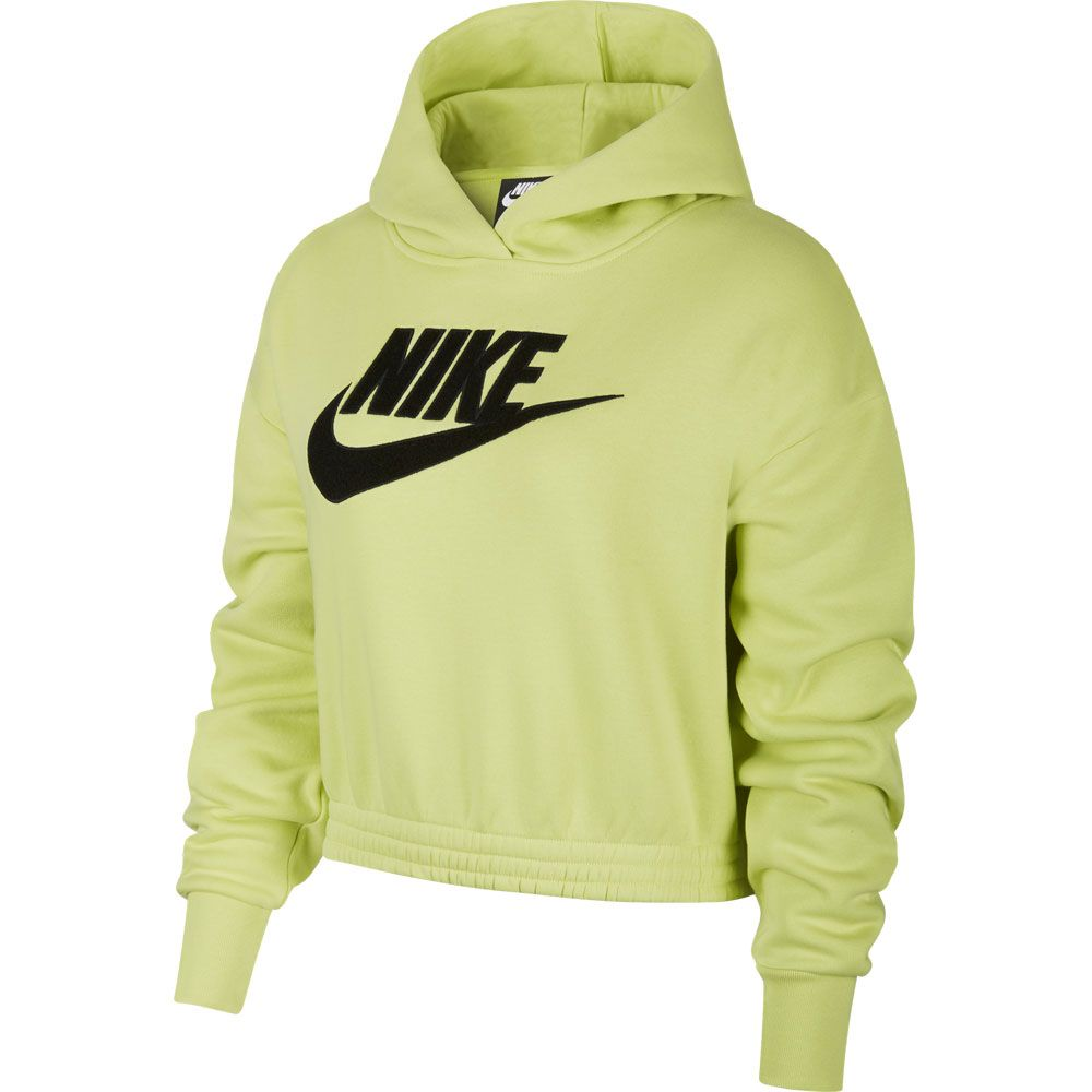 paracaídas Perjudicial Actual  Nike - Sportswear Icon Clash Hoodie Women limelight at Sport Bittl Shop