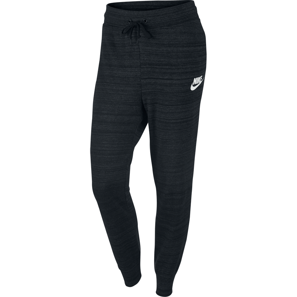 nike advance jogginghose damen schwarz kaufen im sport. Black Bedroom Furniture Sets. Home Design Ideas