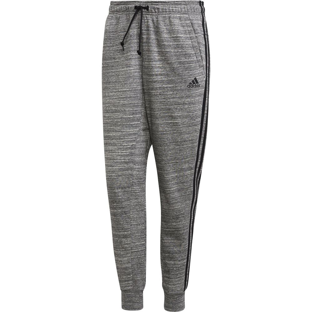 adidas - Must Haves Mélange Pants Women black off white at ...