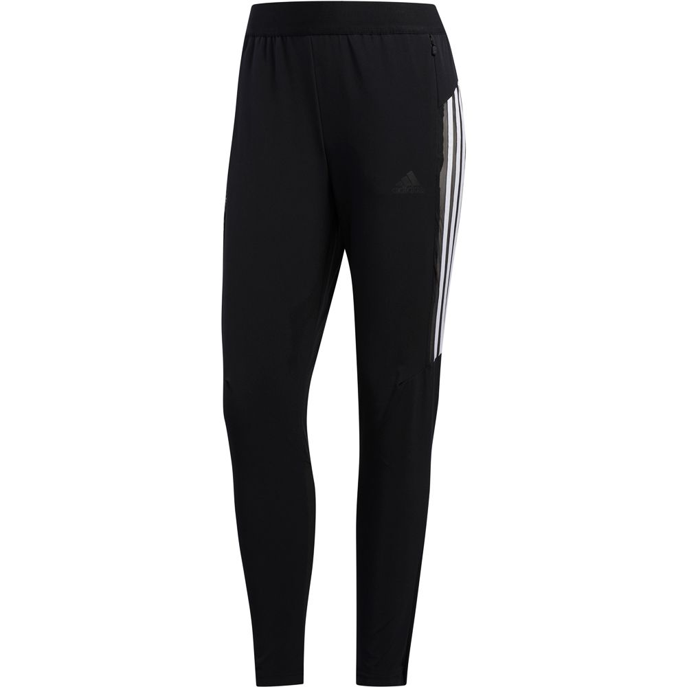 adidas - 3-Stripes Training Pants Women black white