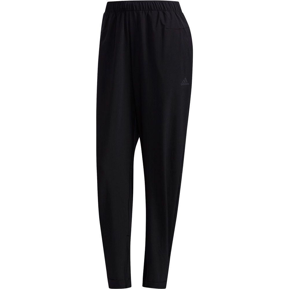 Hostil escalar Honorable  adidas - Stretchable Woven Track Pants Women black at Sport Bittl Shop