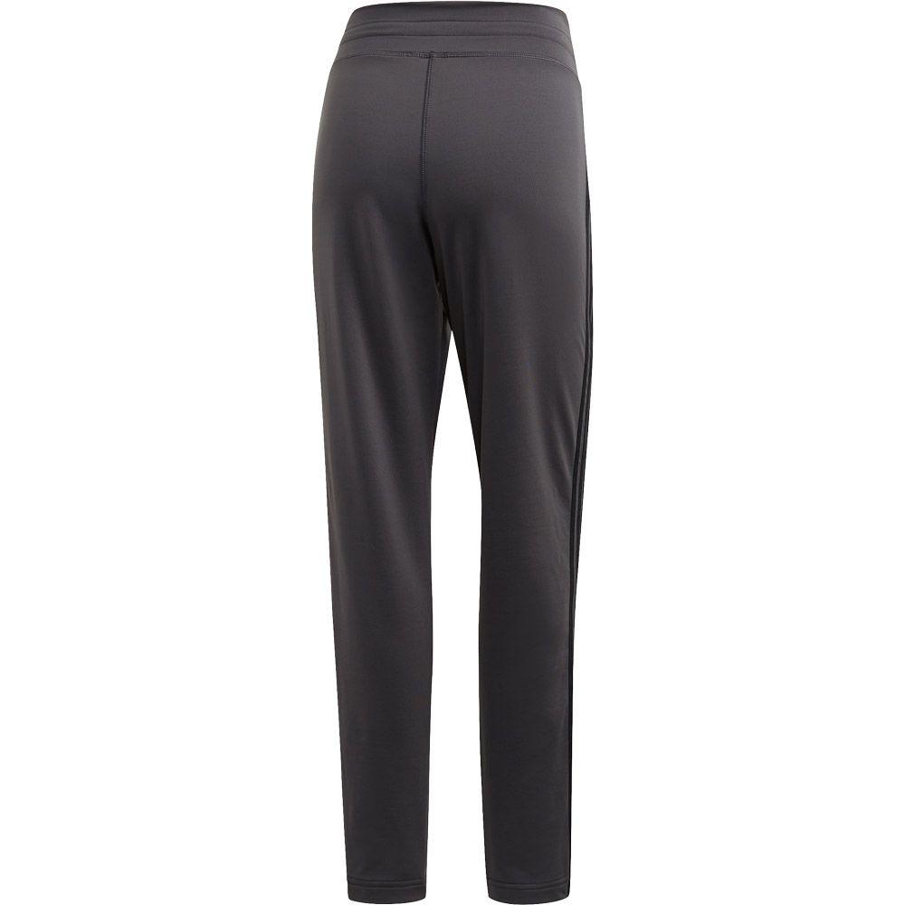 adidas - Design 2 Move 3-Stripes Pants Women grey six black