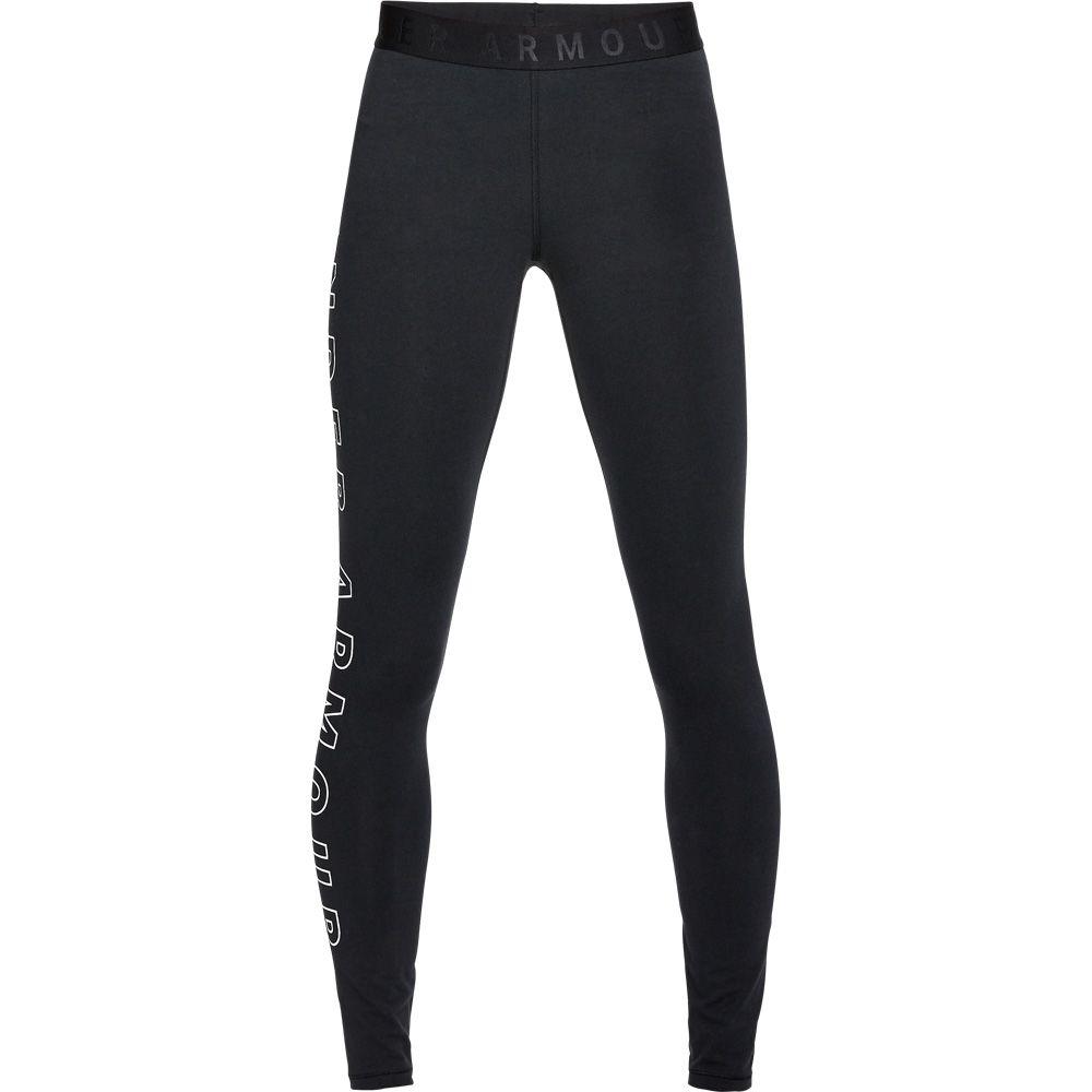 under armour favorite graphic leggings damen schwarz kaufen im sport bittl shop. Black Bedroom Furniture Sets. Home Design Ideas