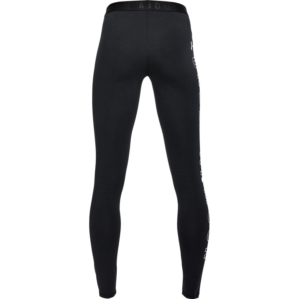under armour favorite graphic leggings damen schwarz at sport bittl shop. Black Bedroom Furniture Sets. Home Design Ideas