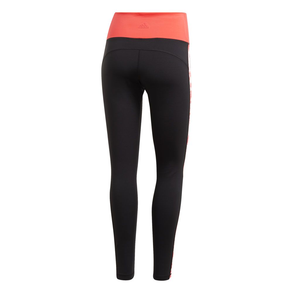 adidas Believe This High Rise Iteration lange Tights Damen