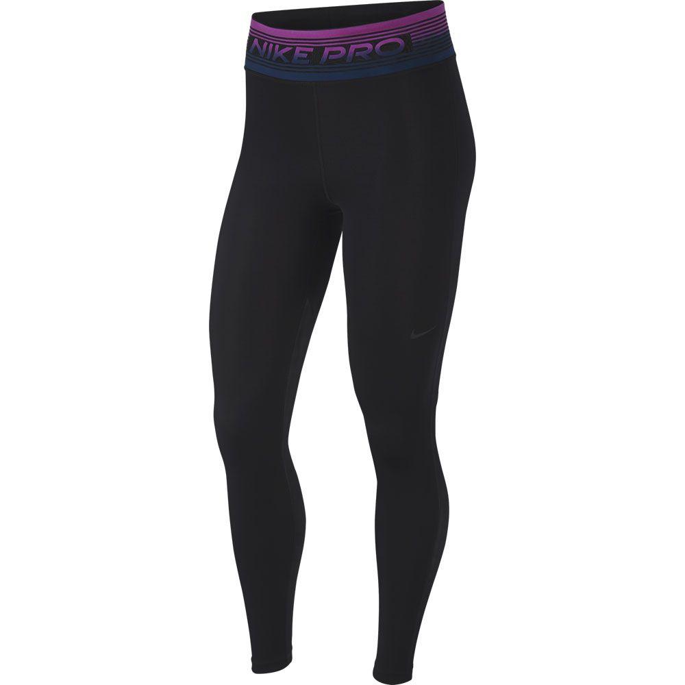 Apellido Hipócrita pérdida  Nike - Pro Tights Damen black dark smoke grey at Sport Bittl Shop