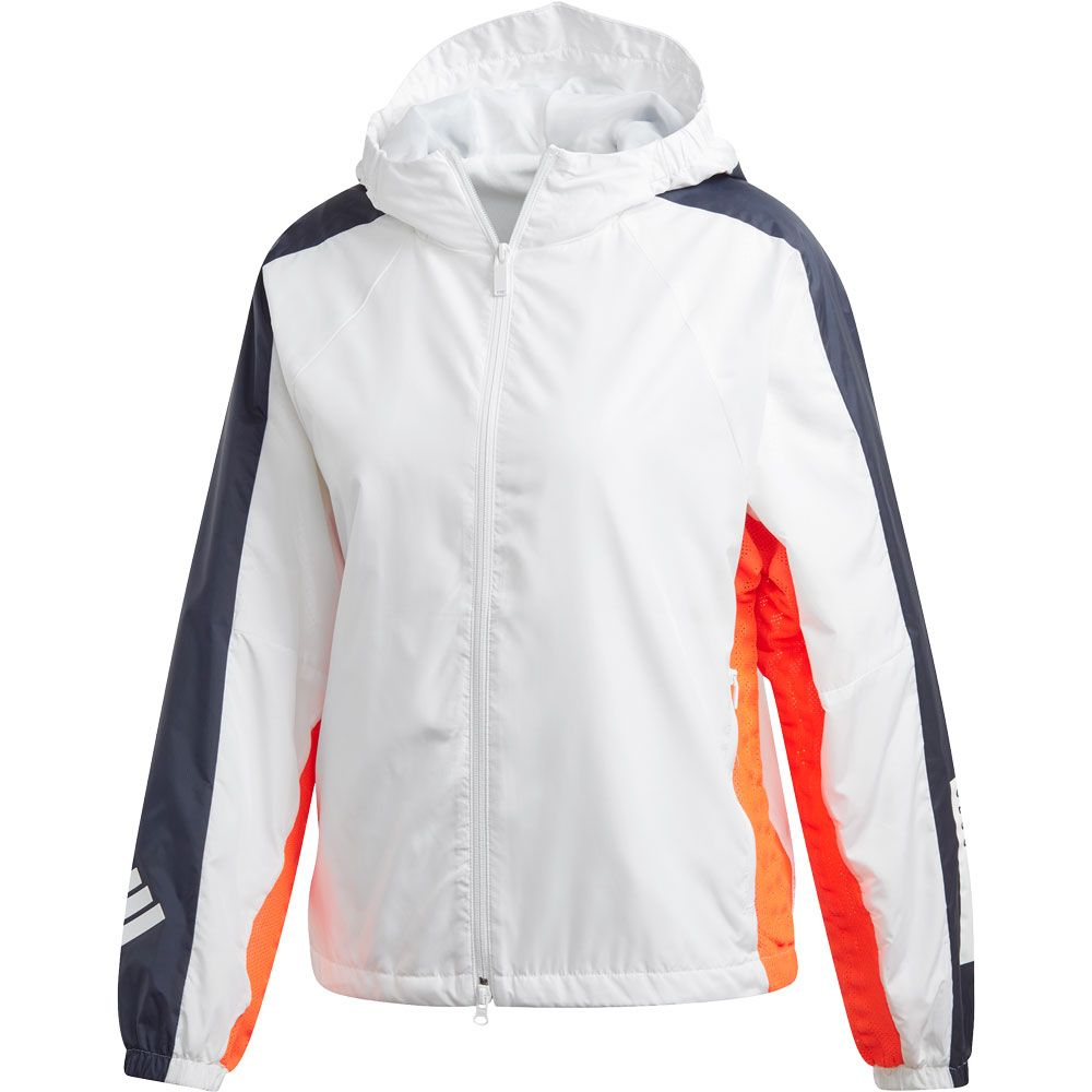 adidas - W.N.D. Jacket Women white legend ink