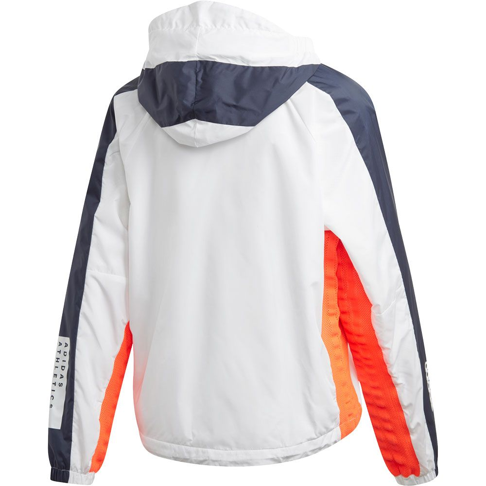 adidas W.N.D. Jacket Women white legend ink