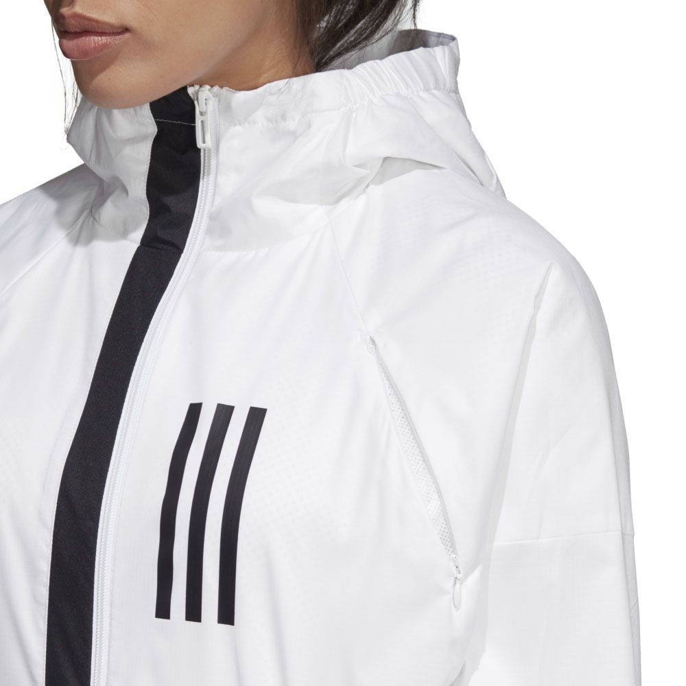 adidas fleece lined windbreaker