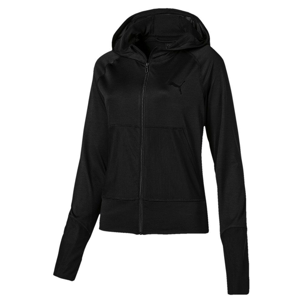 Puma - Knockout Jacket Women puma black heather at Sport ...