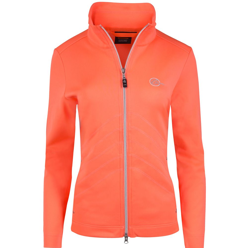 buy popular 01a9a c77a5 Canyon - Sweatjacke Damen lachs kaufen im Sport Bittl Shop