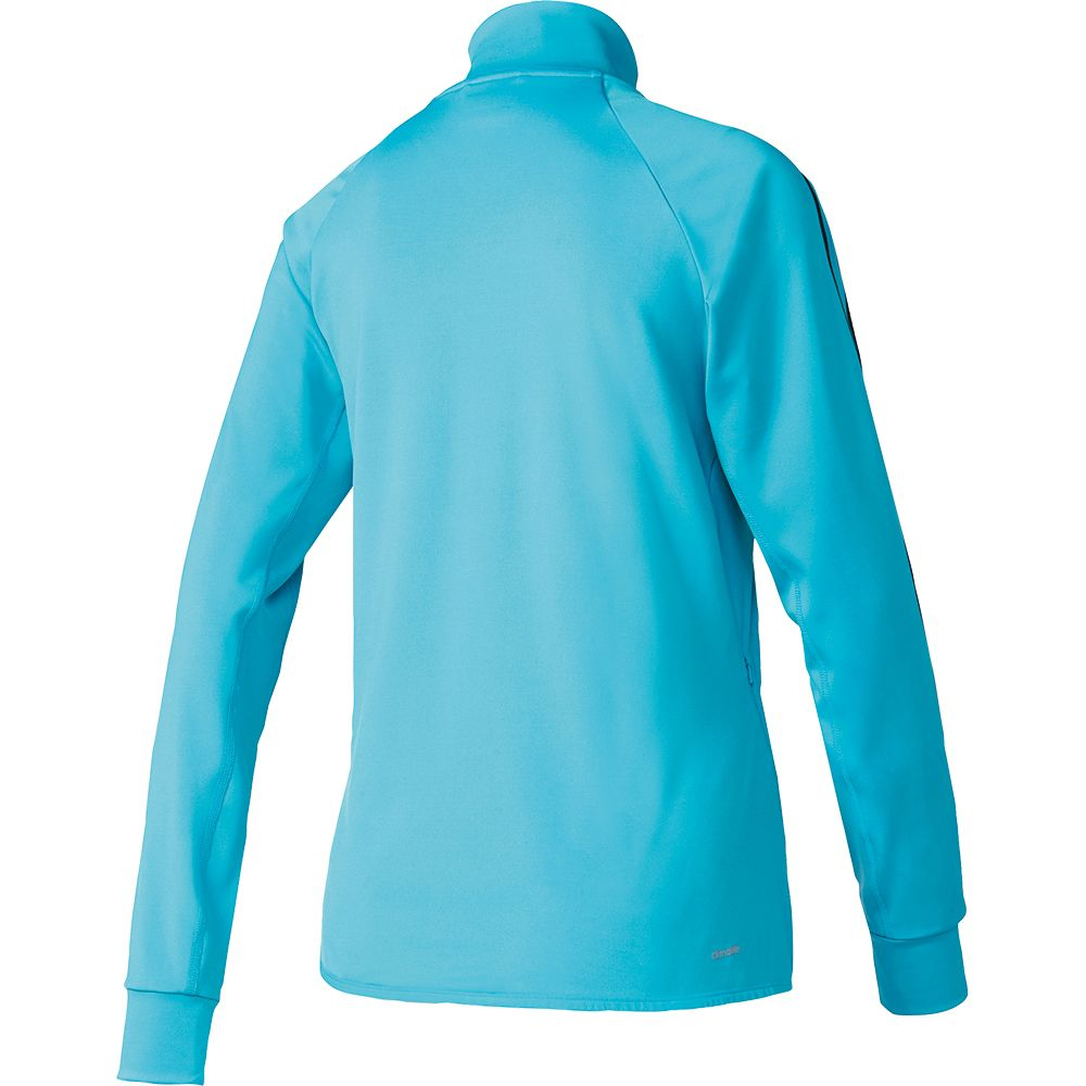 adidas D2M Tracktop Jacket Women energy blue at Sport