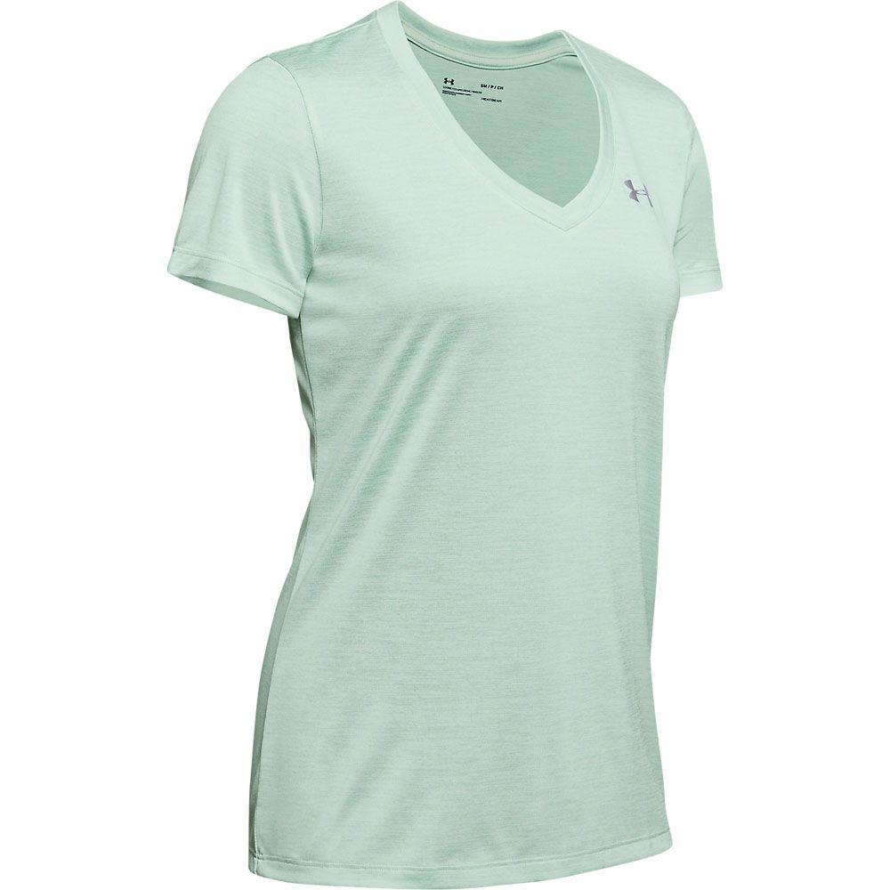 Under Armour Twist Tech™ T shirt Women atlas green