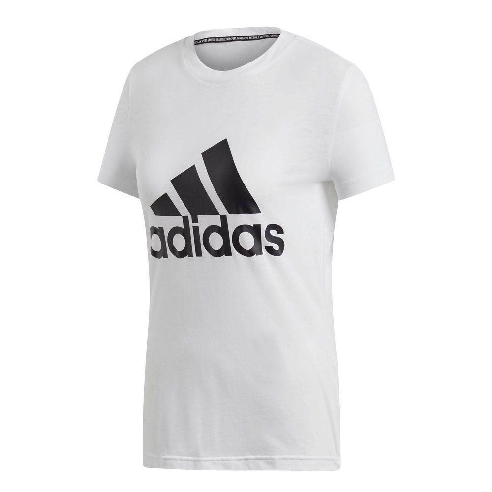 Adidas Must Haves Badge of Sport Damen Tank Top weiß schwarz