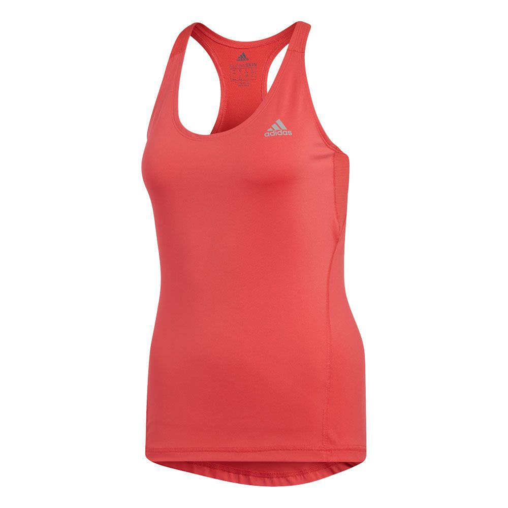 new product excellent quality new design adidas - Alphaskin Sport Tanktop Damen shock red