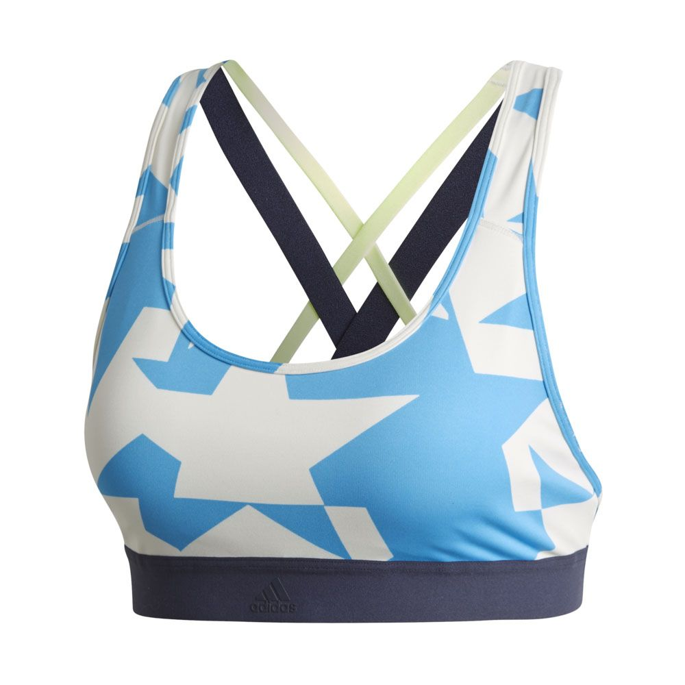 online store 16e78 451d0 adidas Don t Rest Iteration Bra Women raw white