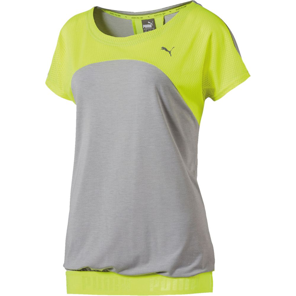 Puma Transition T Shirt Damen puma black at Sport Bittl Shop