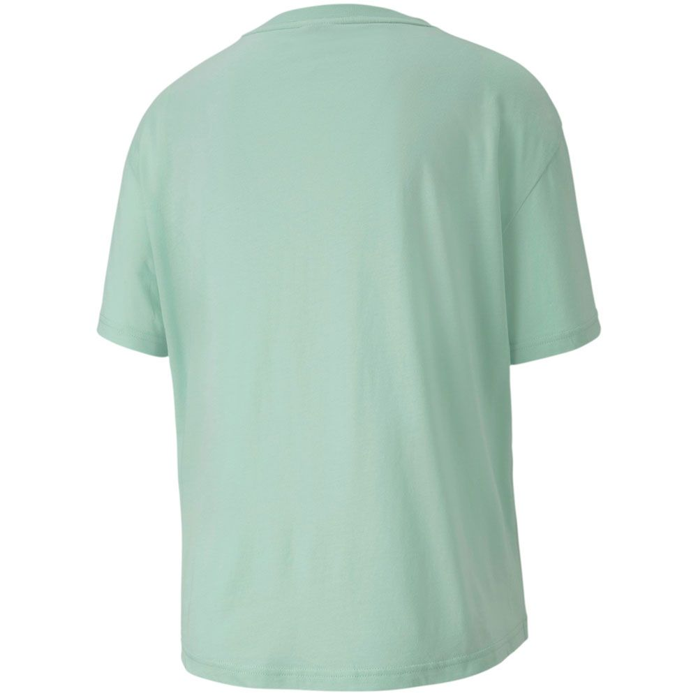 Puma Modern Sports Logo T Shirt Damen mist green kaufen im