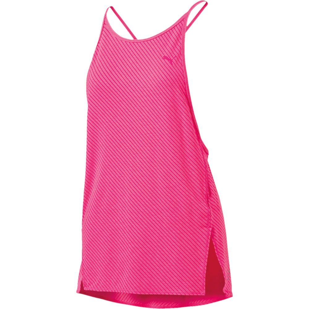 8c54ad772c4 Puma - Dancer Drapey Tank Women knockout pink heather at Sport Bittl ...
