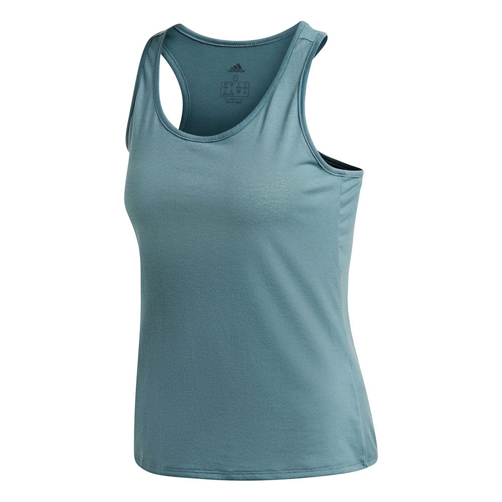 adidas - Climalite Prime Tanktop Women raw green at Sport ...
