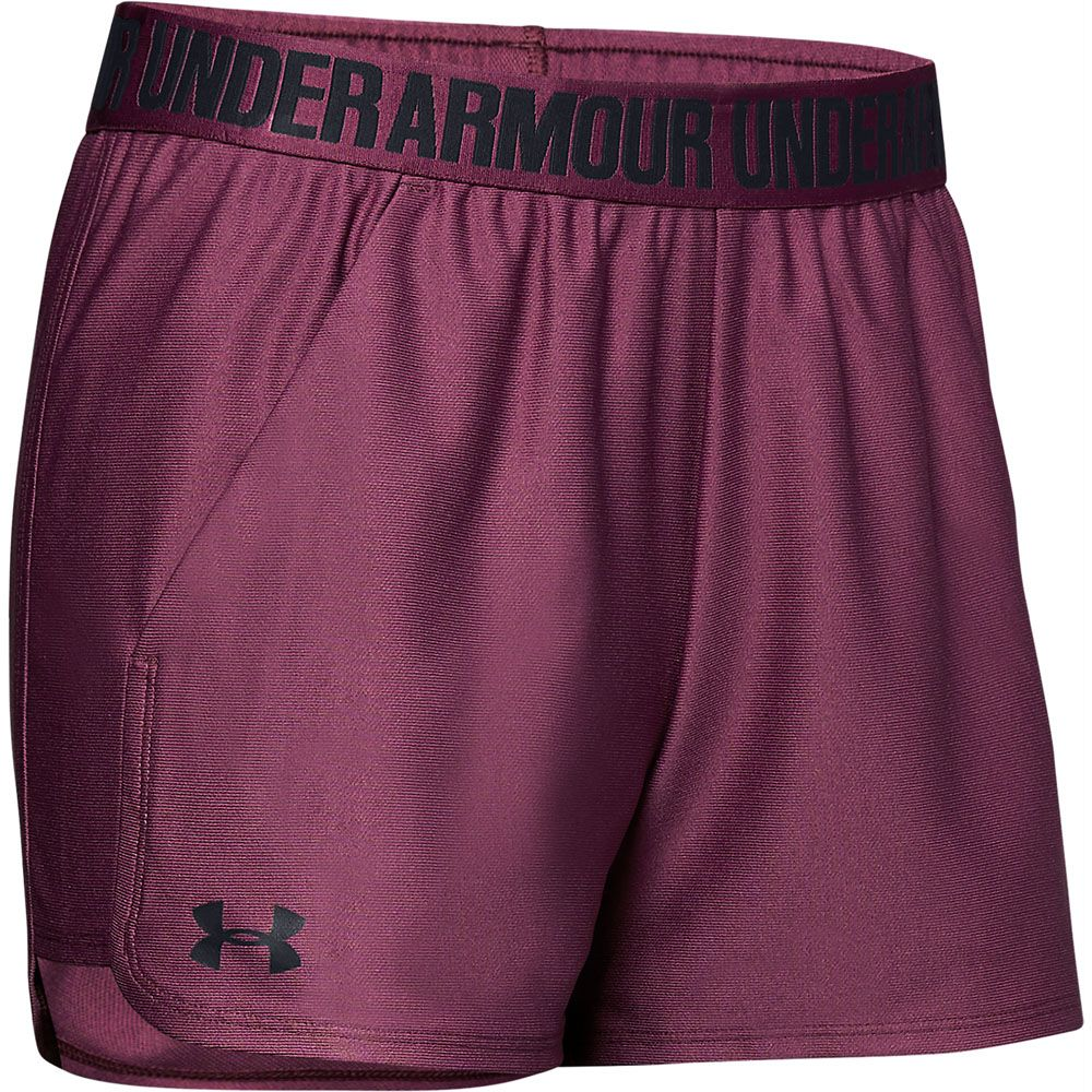 Play Up 2.0 Shorts Women level purple