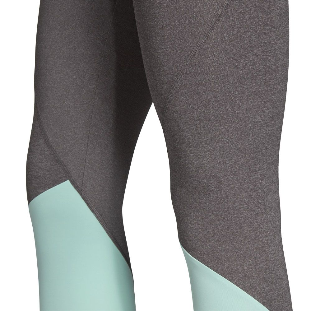 adidas Alphaskin Sport 2.0 Graphic 34 Tights Women grey