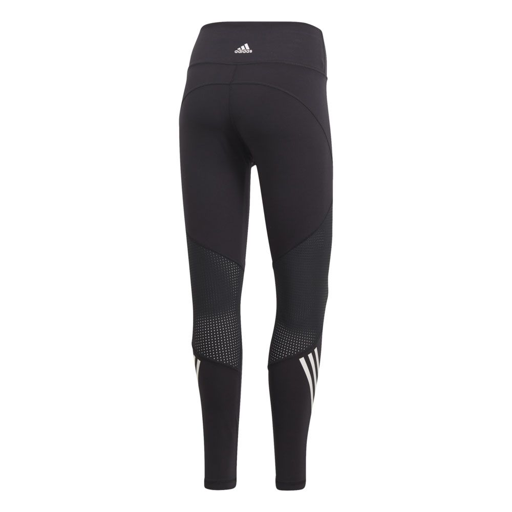 adidas High Rise Tight Women Black, White