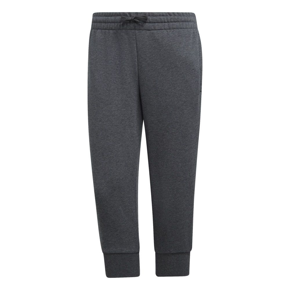 fd72cd3f3f4e0b adidas - Essentials Linear 3 4 Pants Woman dark grey heather true ...
