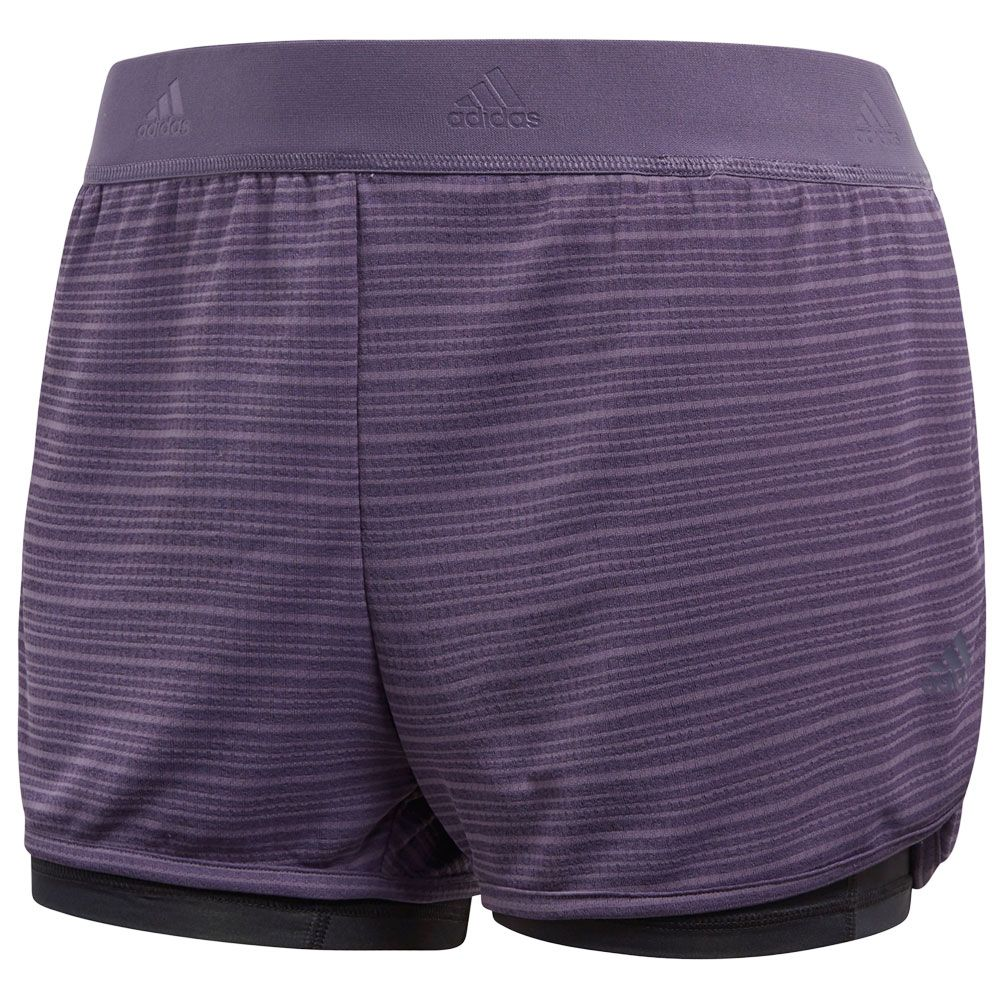 adidas 1 im Damen purple kaufen Shorts 2 Chill trace in KJclF1