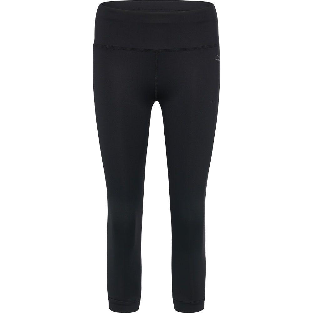 Kimberly D Capri-Tights Damen black spearmint
