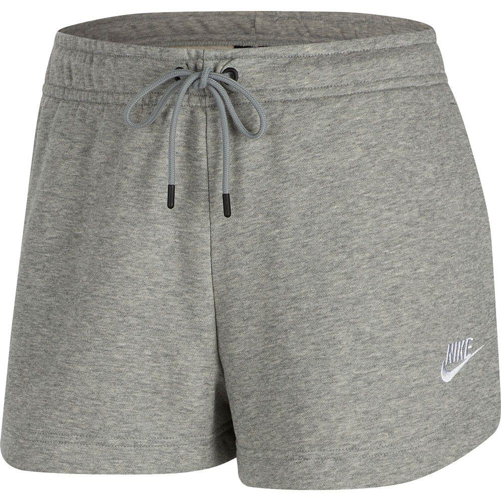 Nike - Sportswear Essential Shorts Women dark grey heather ...