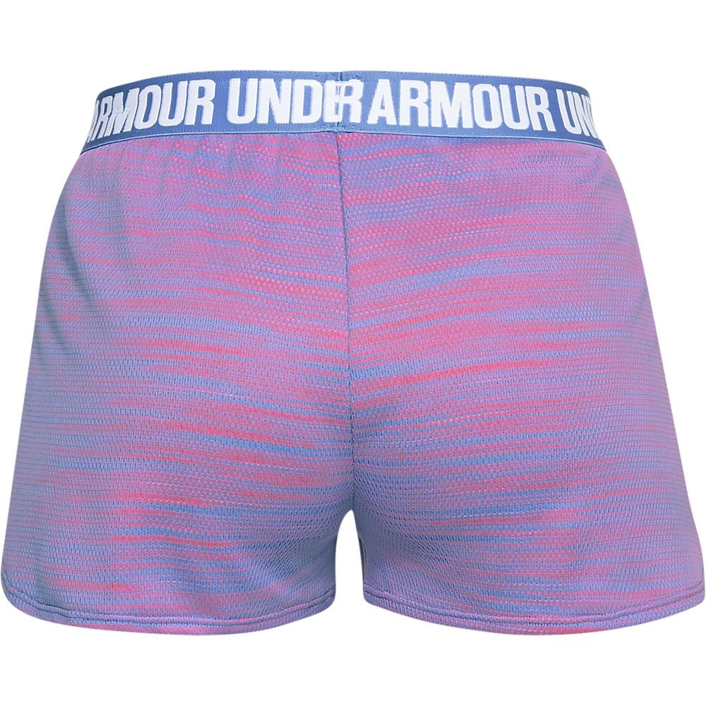 bdb79abe Under Armour - Play Up Shorts 2.0 Novelty Women purple at Sport ...