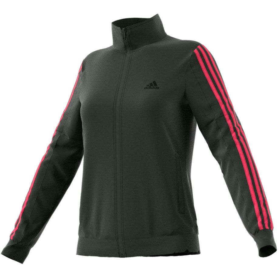 adidas Team Sport Trainingsanzug Damen legend earth black