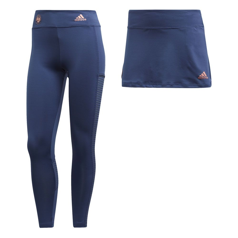 online retailer 3e35c 59748 adidas - Roland Garros Tennis Skirt Leggings Set Women noble ...