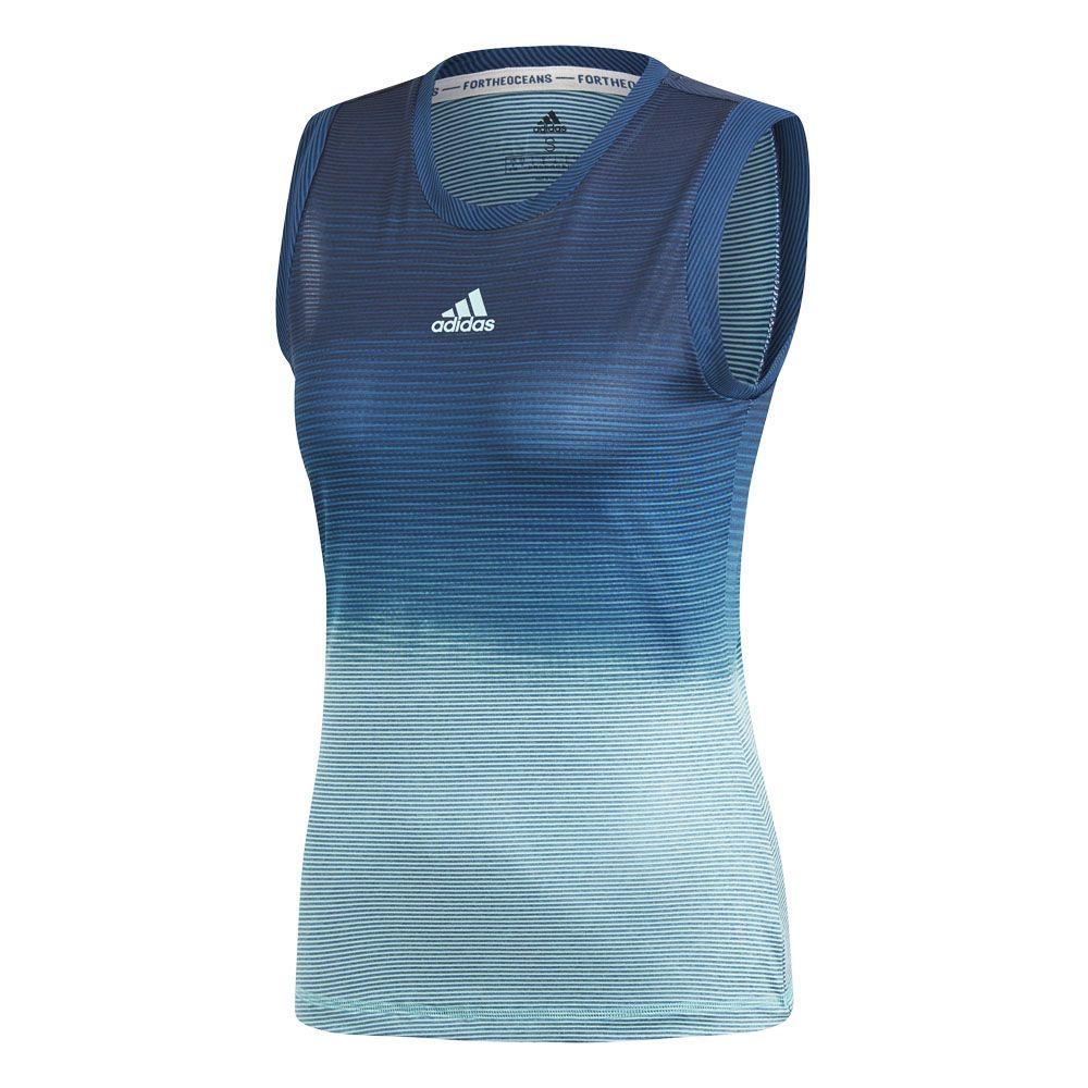 adidas - Parley Tank Top Women legend ink blue spirit at Sport Bittl ... b902349b0