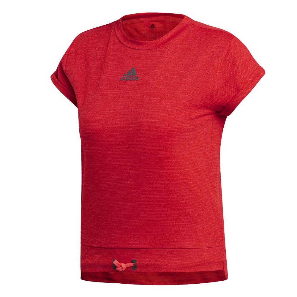 adidas - MatchCode T-shirt Women scarlet at Sport Bittl Shop 541bda43b