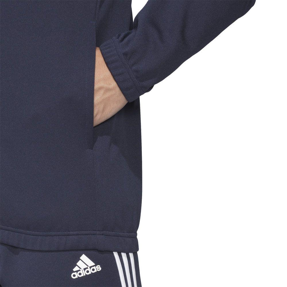 adidas Team Sport Trainingsanzug Herren legend ink white