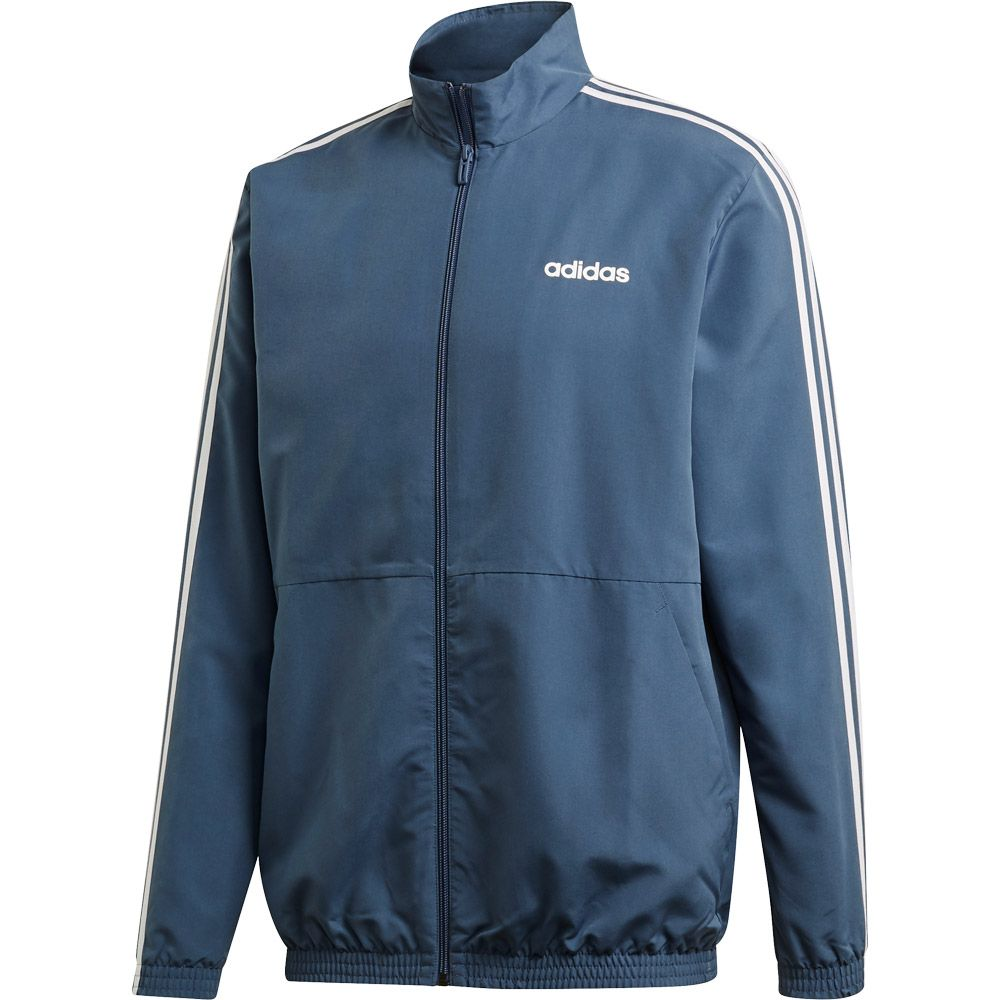 adidas Herren Windbreaker Essentials 3 Stripes Woven