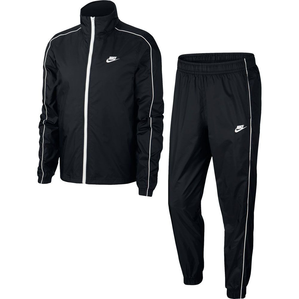 outlet on sale newest collection new lifestyle Nike - Sportswear Tracksuit Men black white