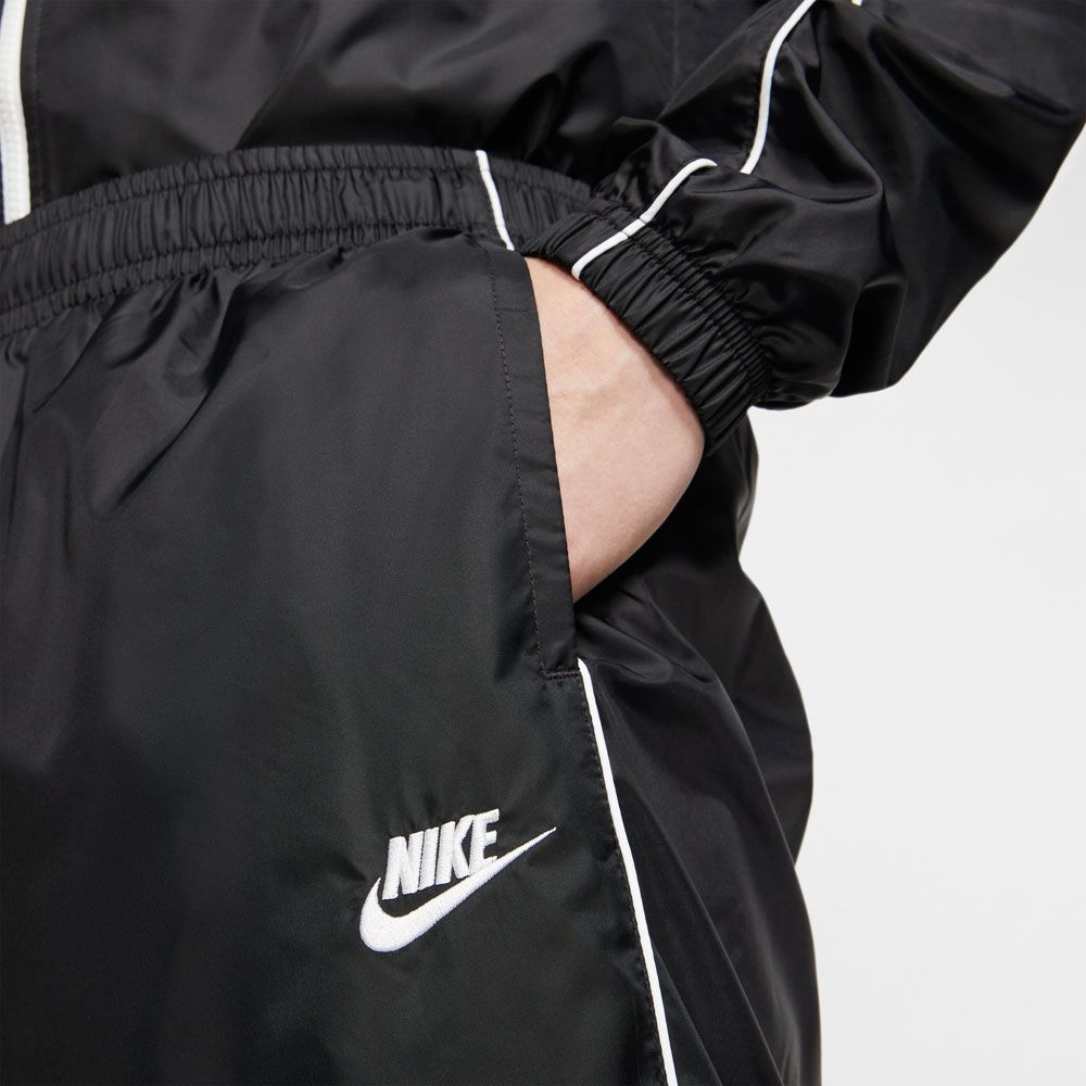 Nike Sportswear Trainingsanzug Herren schwarz weiß