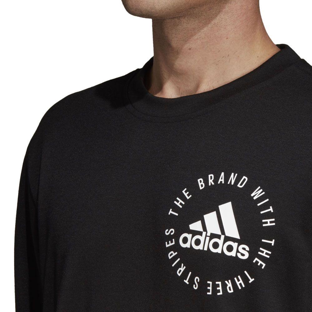adidas Sport ID Mesh Pullover Herren schwarz