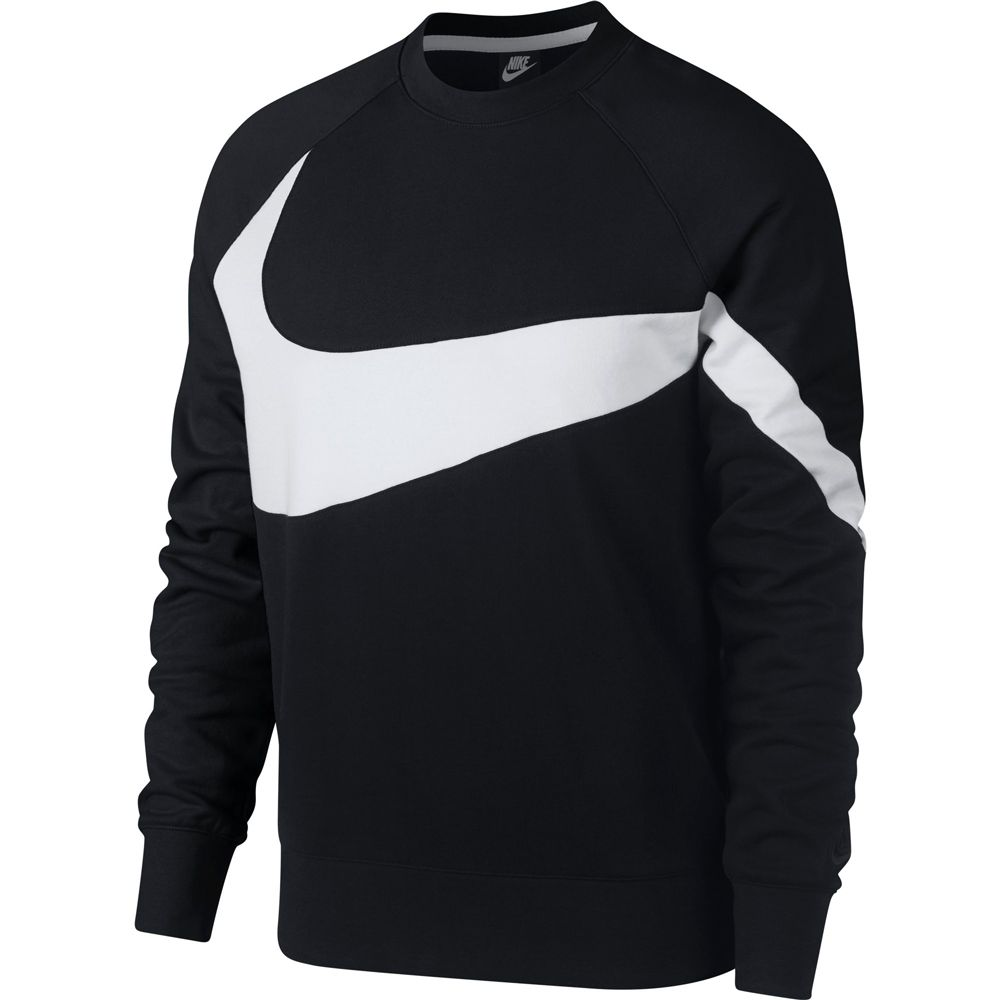 333657a5 Nike - Sportswear Crew Pullover Men black white at Sport Bittl Shop