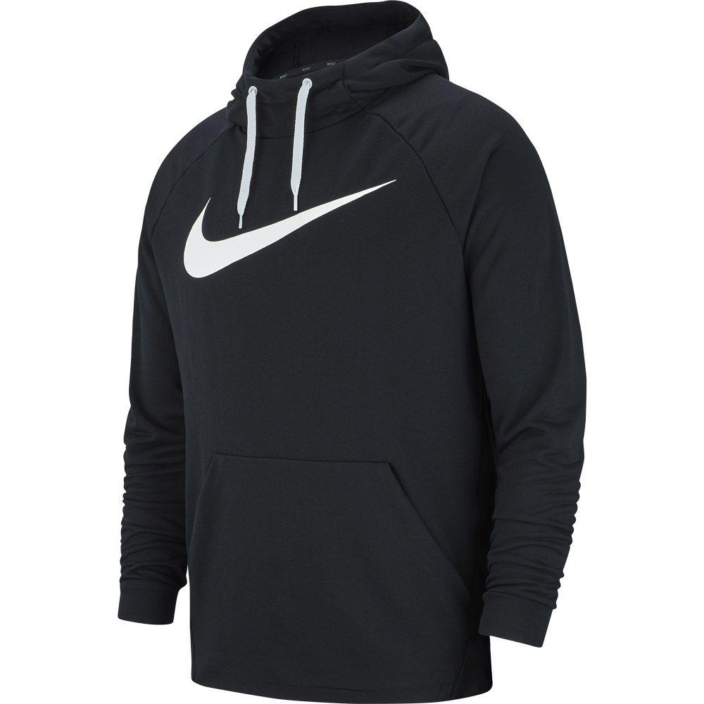 finest selection c3e1a 5773d Nike - Dry Trainings-Hoodie Herren schwarz weiß