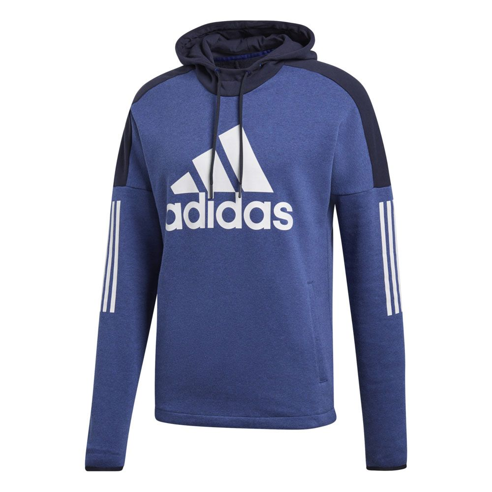 adidas Sport ID Logo Hoodie Men mystery ink mel legend ink
