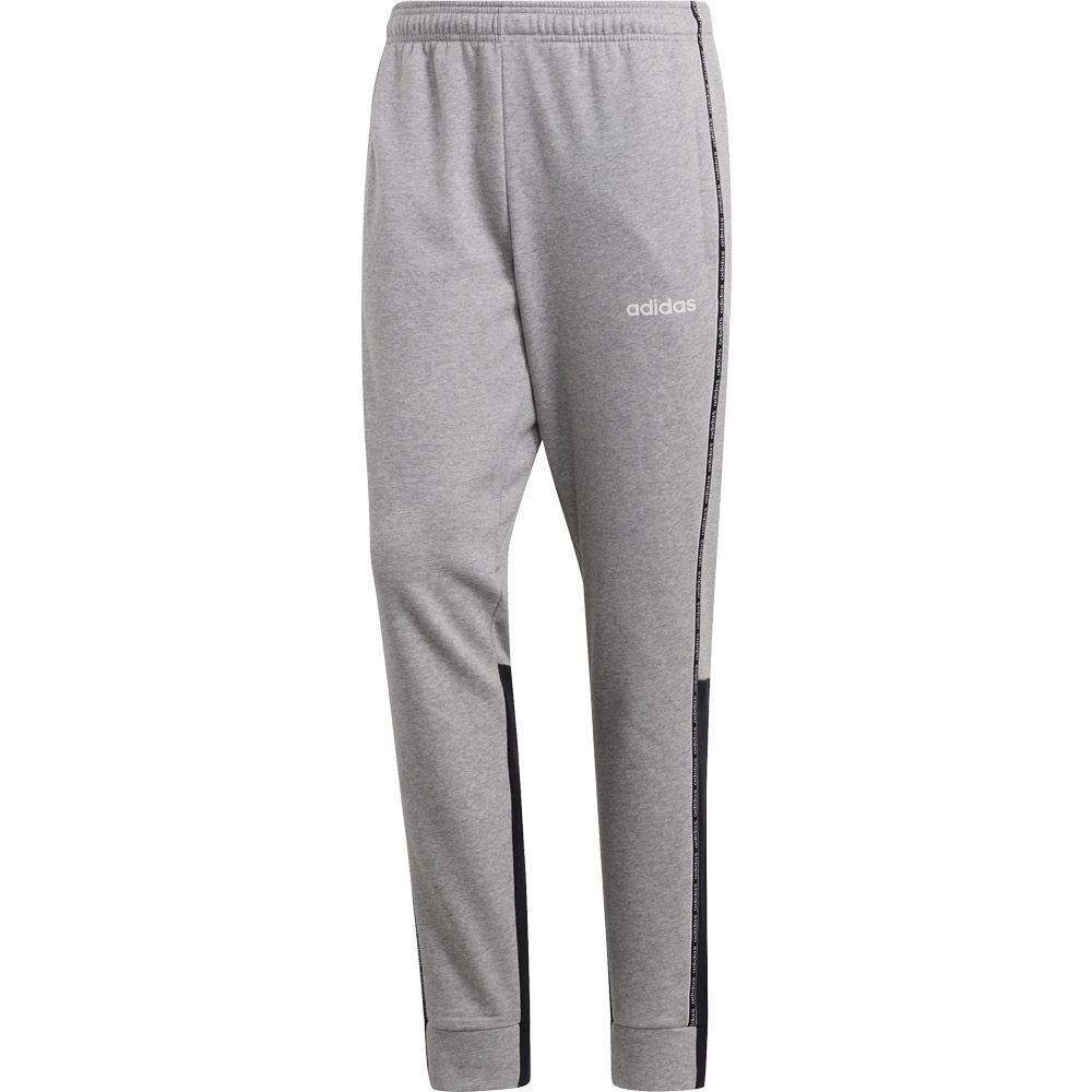 adidas Celebrate the 90s Colorblock Pants Men medium grey heather black white