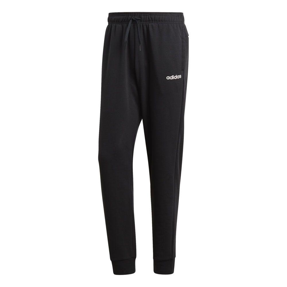 6a038dee0a0123 adidas - Essentials Plain Tapered Cuffed Pants Men black at Sport ...