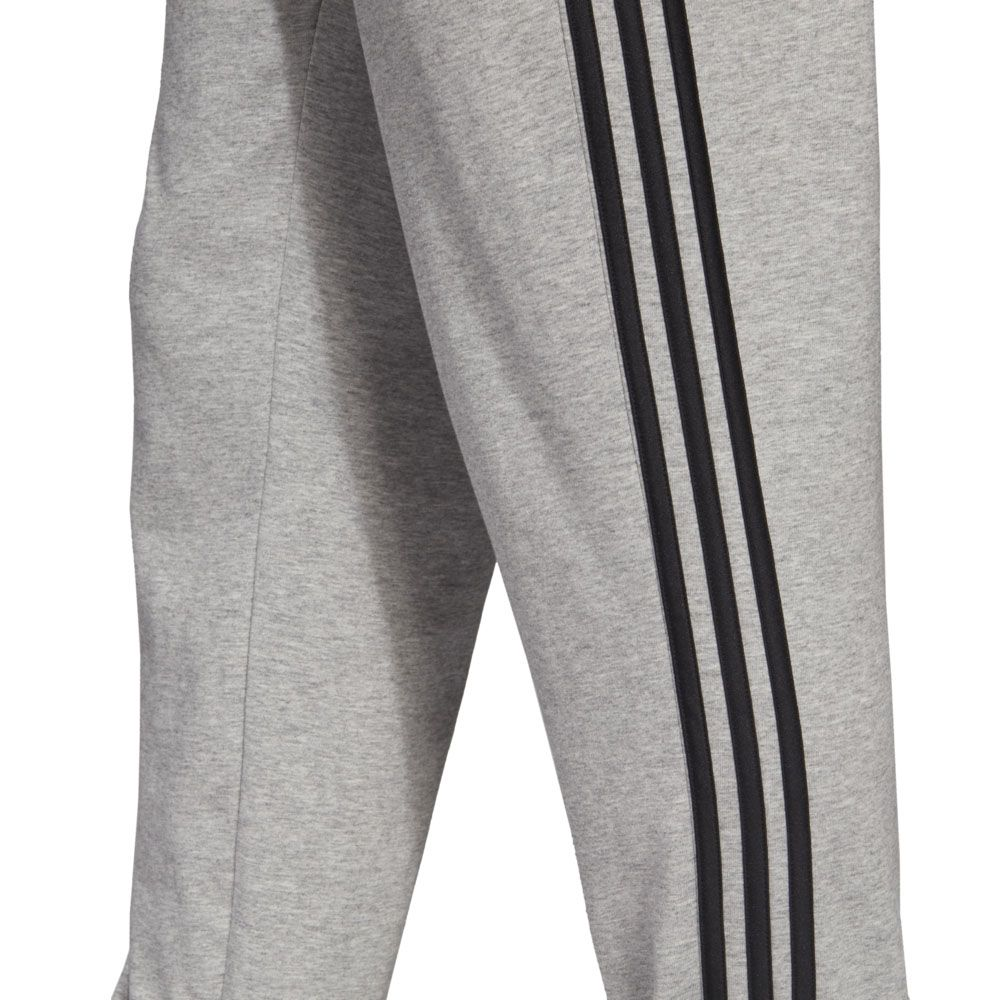 adidas Essentials 3 Streifen Tapered Hose Herren medium