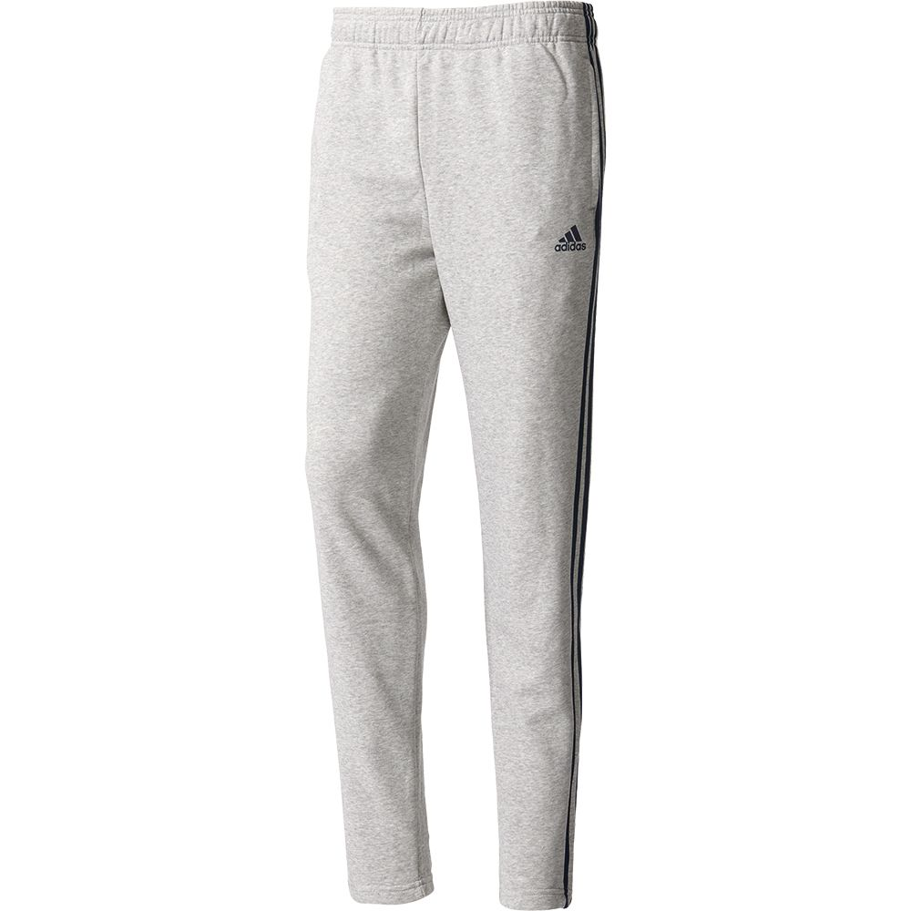 adidas Essentials 3 Stripes Tapered French Terry Hose