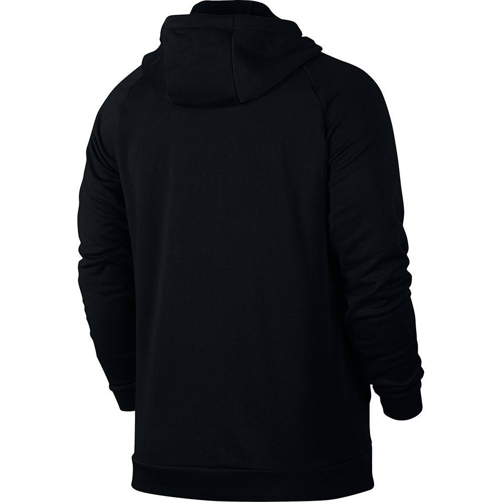 nike dry hoodie herren black kaufen im sport bittl shop. Black Bedroom Furniture Sets. Home Design Ideas