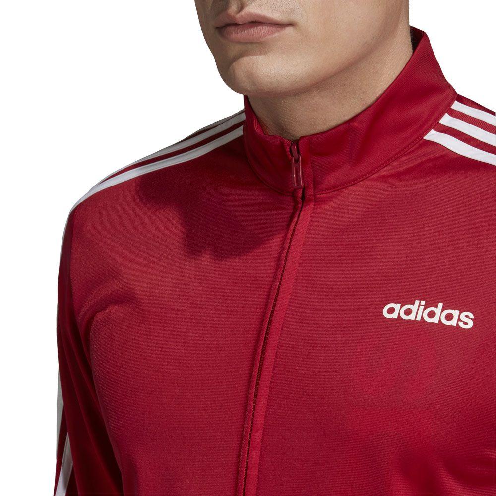 adidas Essentials 3 Stripes Tricot Track Jacket Men black